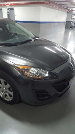 Brand new Mazda 3 2011 ; 53 km bought from ANB March 2011 زلقا -  5