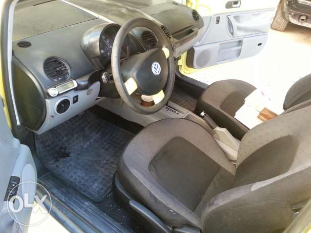 Beetle 99 for sale or trade الغازية -  3
