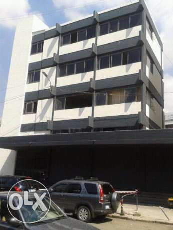 Showroom For Rent In Prime Location In Madineh Sinayeh Bouchriyeh