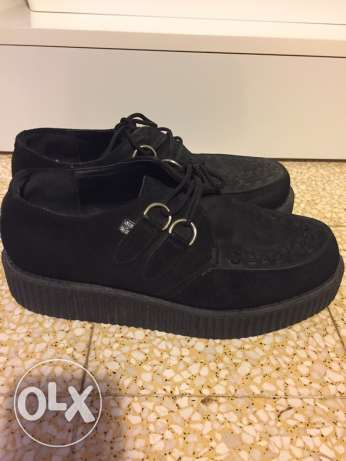 Black Creeper shoes
