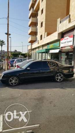 Mercedes em 3youn model el 2000 very clean car المية و المية -  1