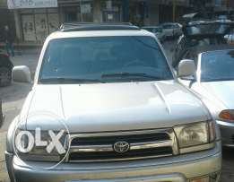 Toyota 4runner 2000 limited