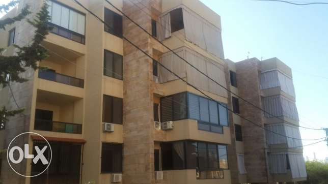 New appartement for rent at jdeideh Bauchriyeh near the Lebanese unive فنار -  2
