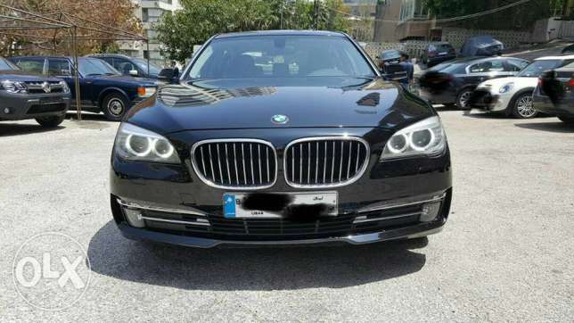 BMW 730LI Mod. 2013, FULLY LOADED superb !!