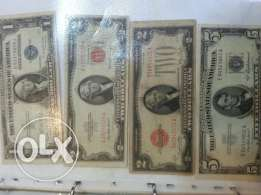 Usa old mony