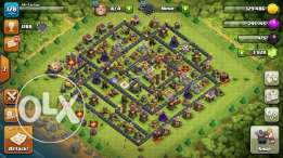 TOWN HALL 11 - 3800 gems - Clash of Clans