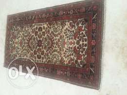 Lilihan old iranian carpet
