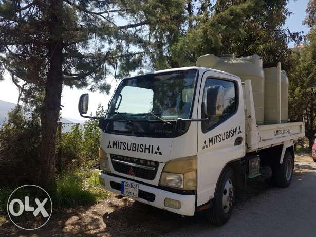 Mitsubishi canter 4m50 turbo