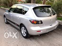 Mazda 3 2006 full automatic 1.6 شركة لبنان