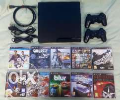 HOT DEAL!!! The BEST DEAL on OLX!!! PS3+10Games!!!