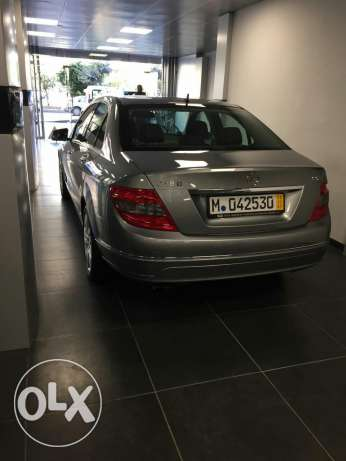 Mercedes benz c180 avantgarde model 2011 رياض الصلح -  3
