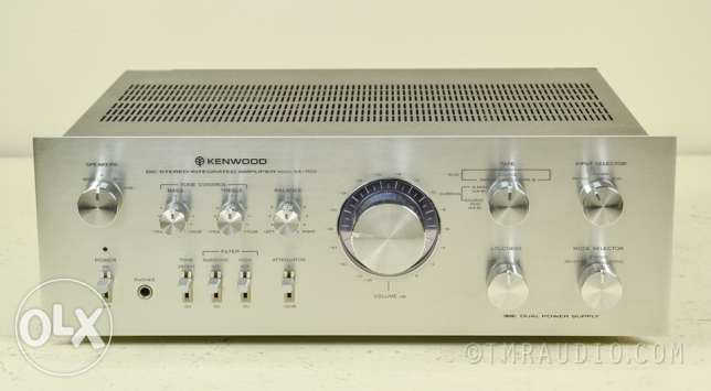 need to buy old amplifier kenwood ka7100
