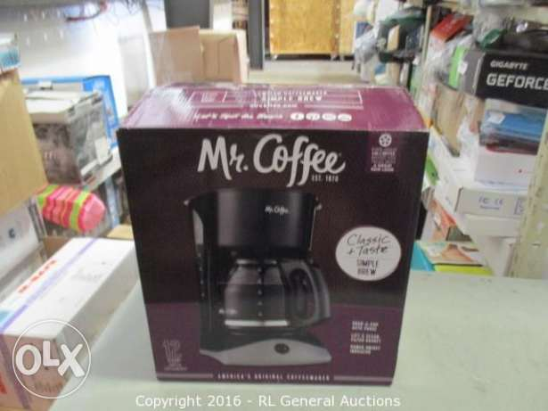Mr. Coffee 12-Cup Coffeemaker
