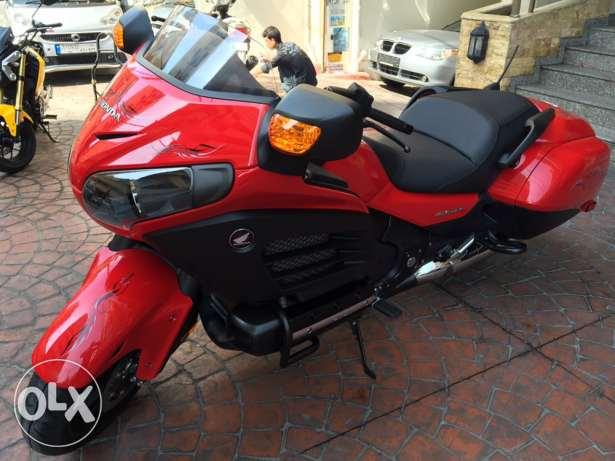 honda goldwing F 6 b فردان -  6