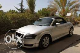Audi TT 1.8 Turbo 2004 convertible