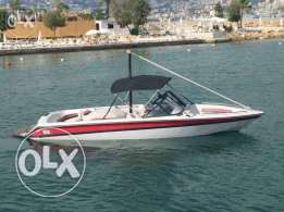 sport nautique boat correct craft
