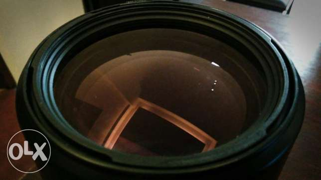 SIGMA LENS - 170-500mm - f5:6.3 - CANON MOUNT