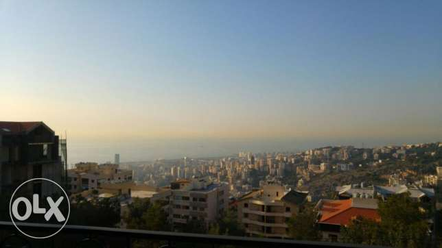 Beautiful apartment for sale in Bsalim