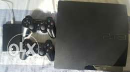 Ps3 160gb modified + 80 top games + 2 Orig. Controllers+ 1tb HDD