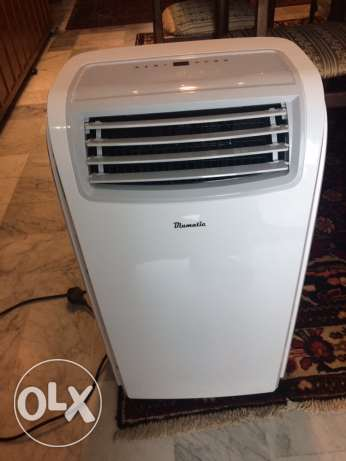 Air cooler new with all documents and remote control