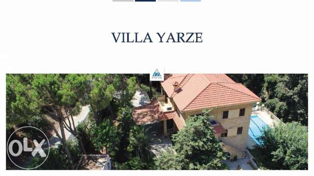 Villa in Yarze for rent