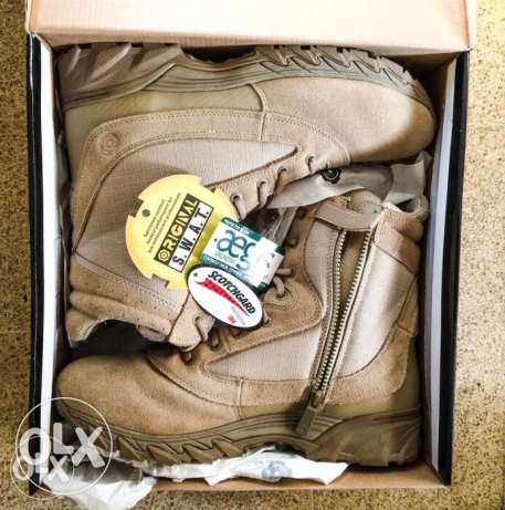 original swat tactical boot only remaining size 47!! ( no other sizes)