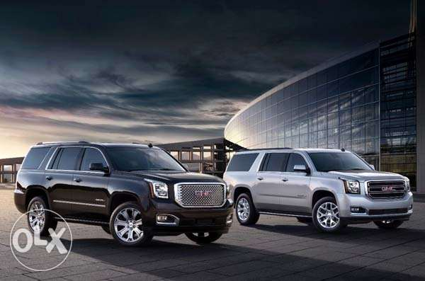 Chevrolet Tahoe , Yukon , Acadia And Others Available On Demand