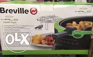 brand new air fryer made in UK in box very healthy