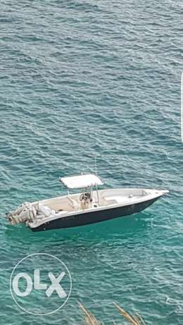 Boat 9M like new, leisure and fishing