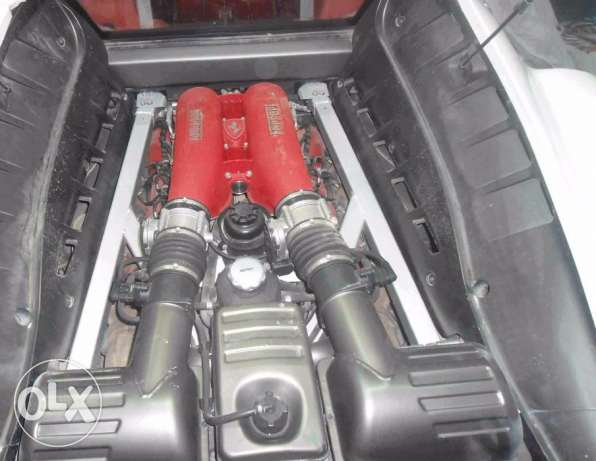 Ferrari F430, 2009 make, Complete Engine