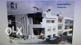 Apartments for sale in Ajaltoun with panoramic view
