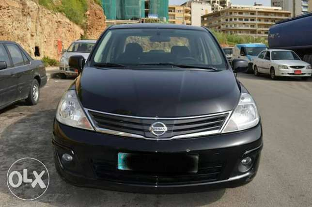 Nissan Tiida 2013, Full, 56000 KM Only !