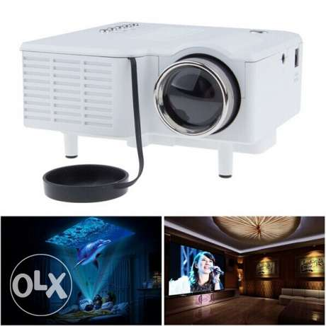 Projector free delivery