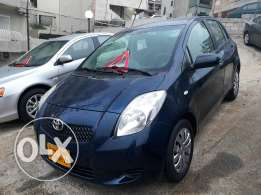 Toyota yaris model 2006 automatic