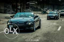Bmw 645 with M6 interior and other mods