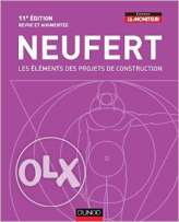 needed book neufert