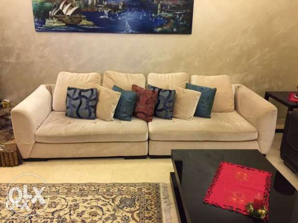 Complete formal lounge furniture 4 years old