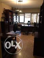 office for rent at sin el fil, Grey center