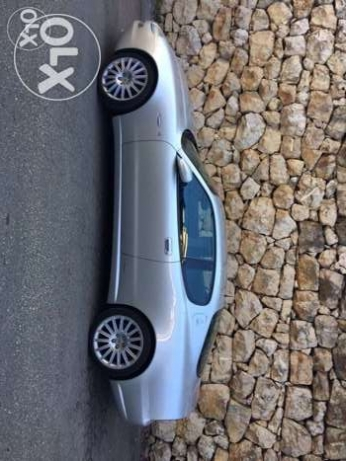 Maserati grand sport coupe model 2003 silver only 35000 km
