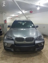 X5 sport pakge 4.8si new arrival full option camira DVD