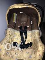 Evenflo baby and toddler car seat