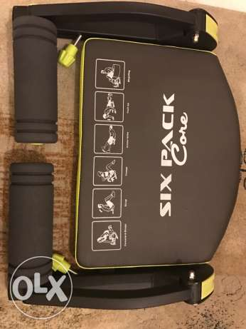 six pack care - Abs training - Delivery all over Lebanon