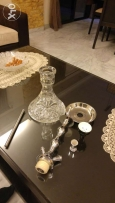 Hookah / Narguileh with Chrystal Glass