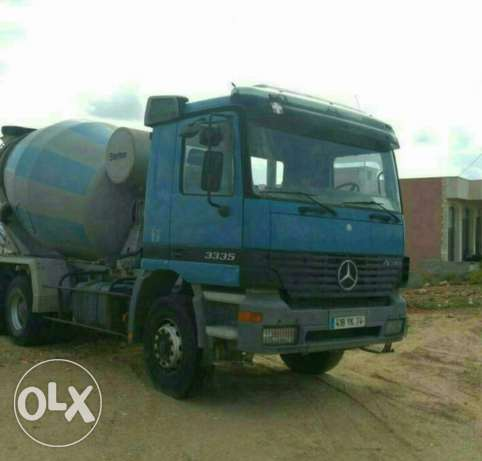 Mercedes Benz Actros new from Germany