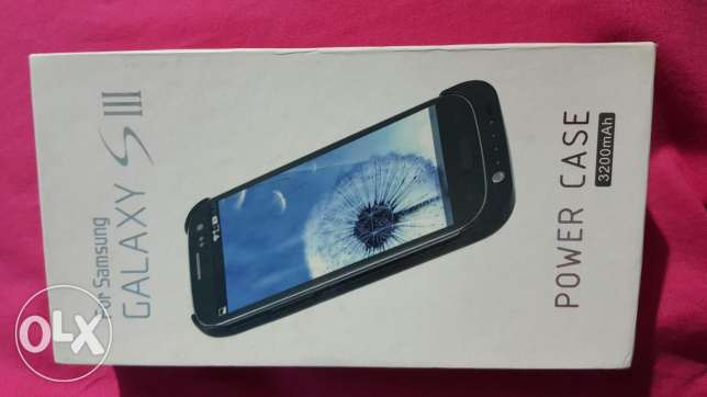 Power case for samsung s3 15$