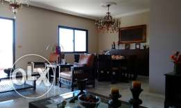 180 sqm apartment in bshamoun yahoudieh