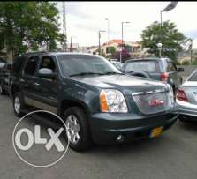 GMC yukoun Dinali 2008 full option clean carfax