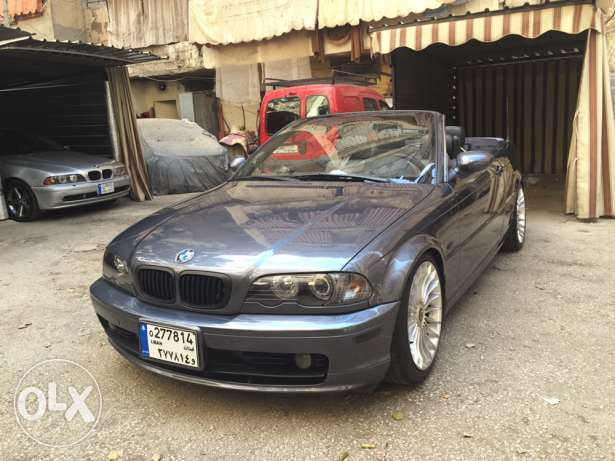 Bmw 325 New boy kashef e46