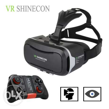virtual reality helmet/ 3d glasses /game controler