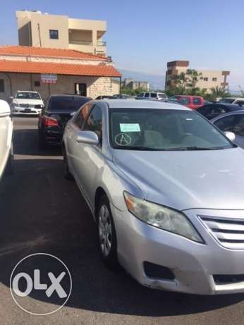camry 2010 silver